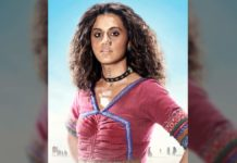 Uppena cameo in Taapsee film