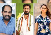 Rakul Preet signs a Telugu movie opposite Vaishnav Tej