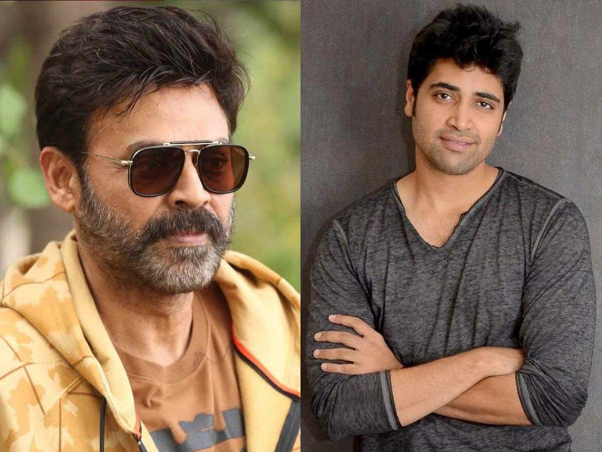 Venkatesh rejected, But Adivi Sesh accepted it