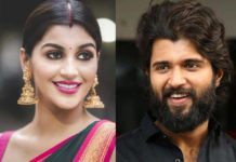 Vijay Deverakonda actress response on her secret wedding