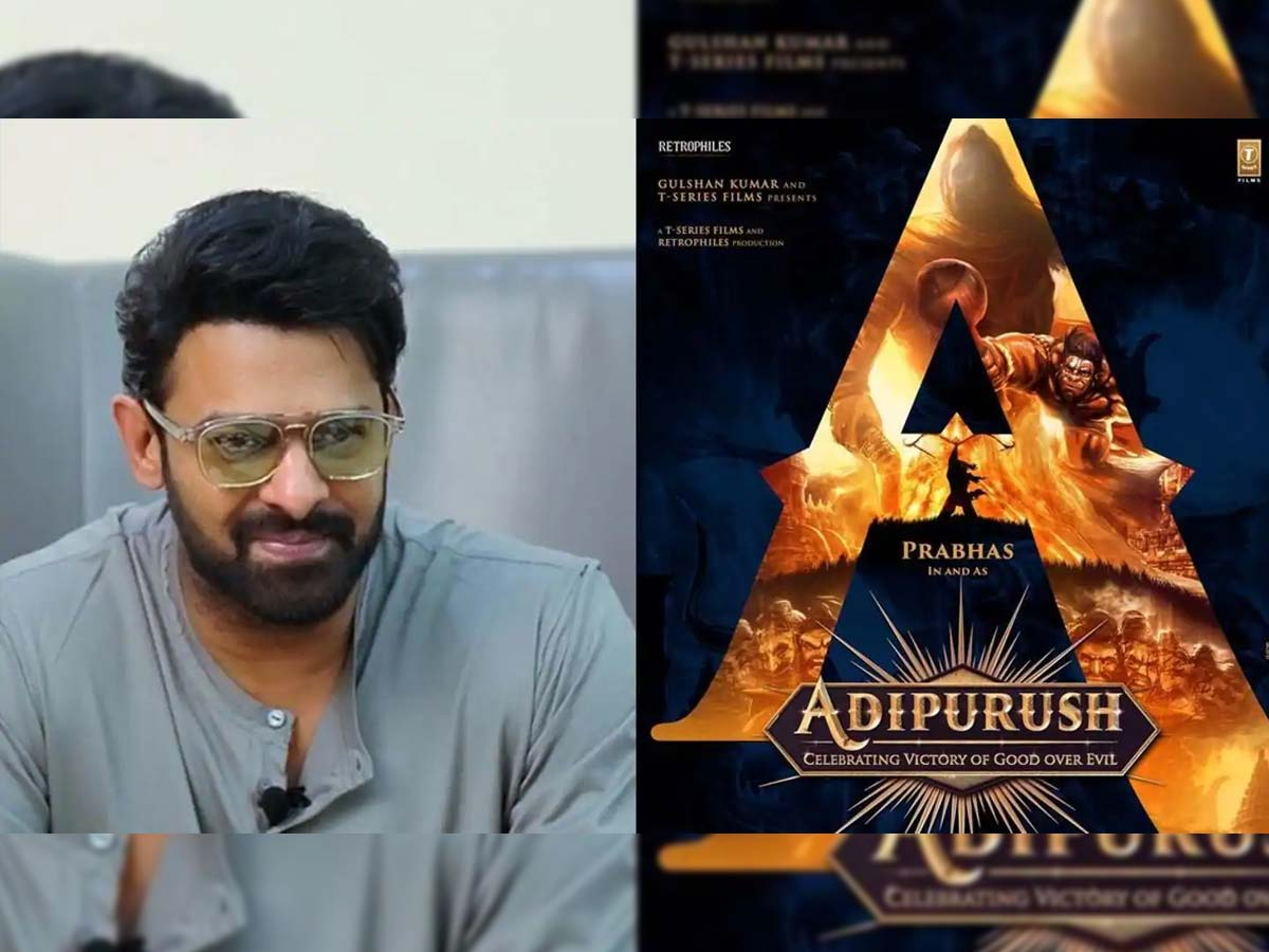 2.0 music forPrabhas Adipurush