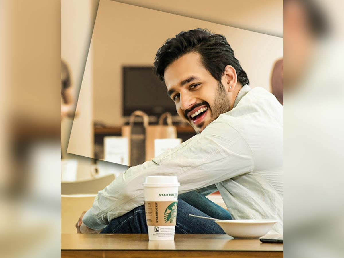 Akhil is in huge demand now!
