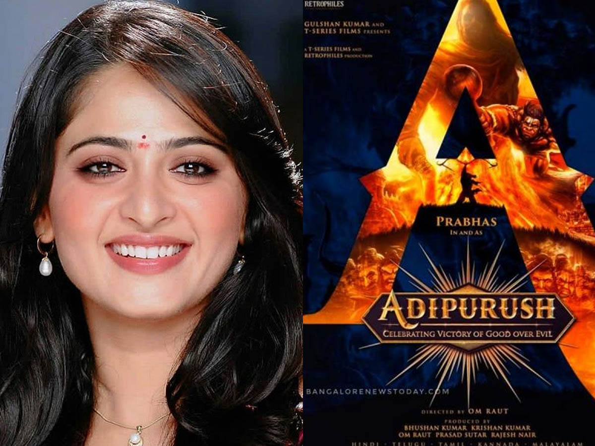 Anushka Shetty opens up about Prabhas Adipurush