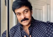 Chiranjeevi Instagram followers count clocks 1 million