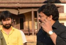 Does Chiranjeevi receive a script through e-mail?