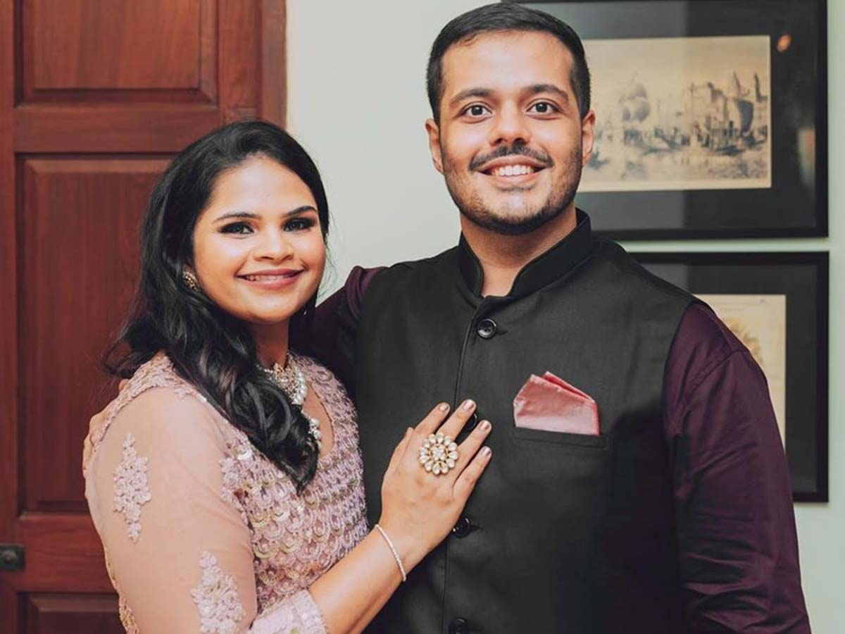 Engaged Vidyullekha Raman not ready to get married until at least next year