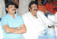 Fancy rates for Balakrishna and Boyapati Srinu film satellite and digital rights