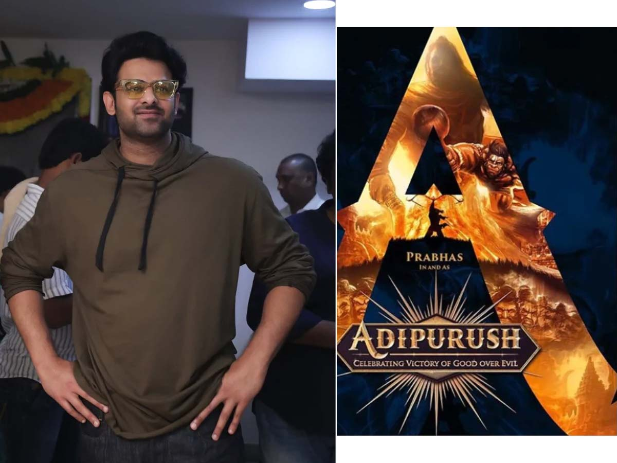 First Time Prabhas to balance it