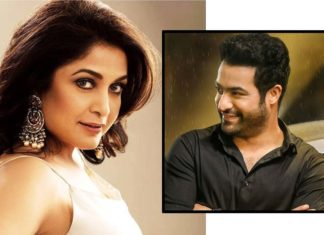 Hat trick! Ramya Krishna in Jr NTR film