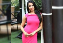 IAS officer helping Sanjjanaa Galrani, Now in trouble