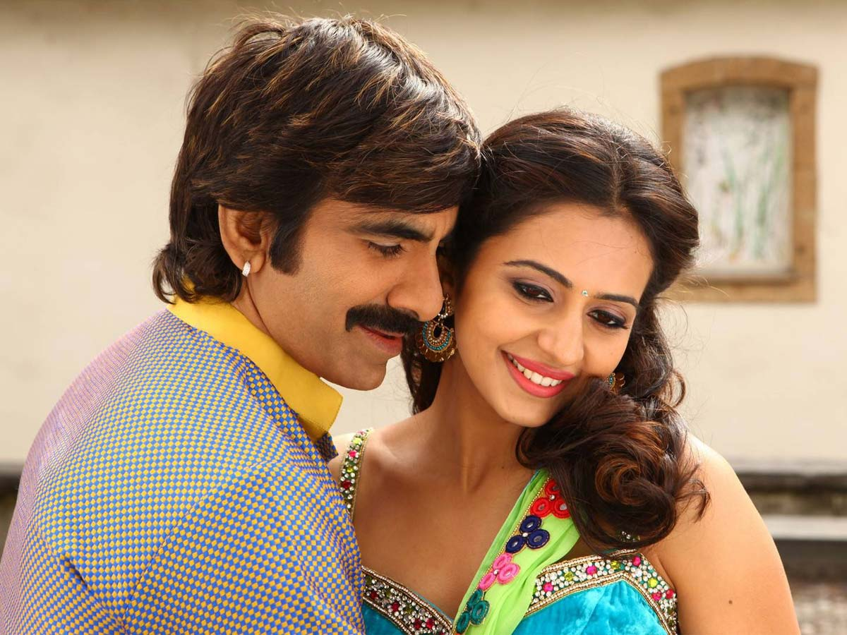 If not this dusky beauty, Rakul Preet will share screen space with Ravi Teja