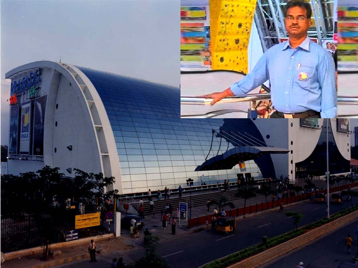 Hyderabad Prasad Imax theatre operator commits suicide due to non-payment of salary