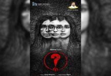 Intriguing poster of Adah Sharma ?
