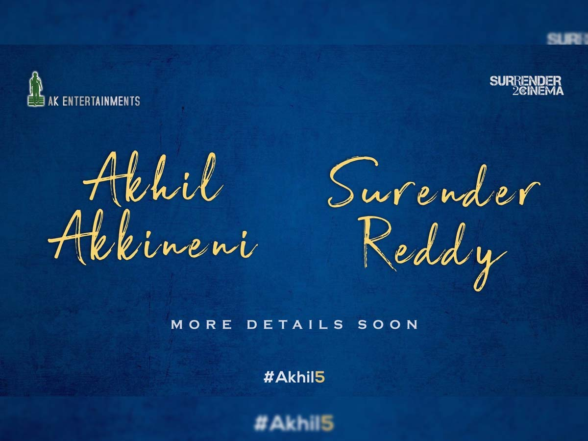 Is Akhil going to be a spy?