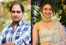 Krish disturbed! Reason Rakul Preet Singh