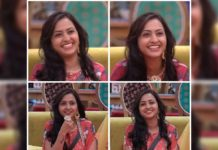 Lasya Manjunath - First captain of Bigg Boss 4 Telugu
