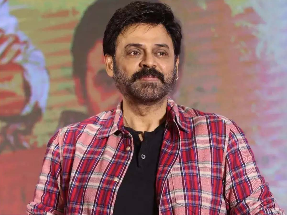 Latest update on Venkatesh F3