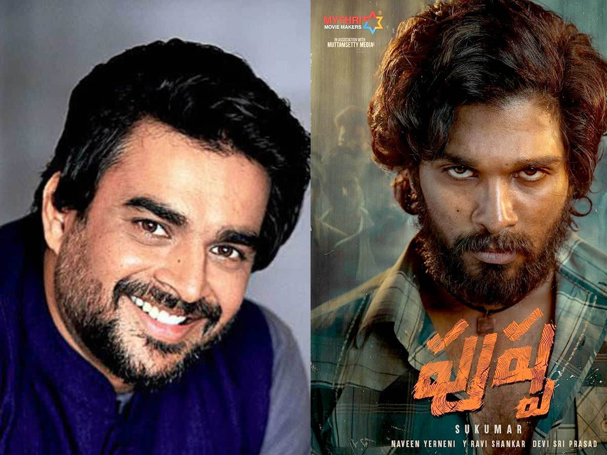 Madhavan ends all the rumors of Allu Arjun Pushpa, he says: Not true at all guys