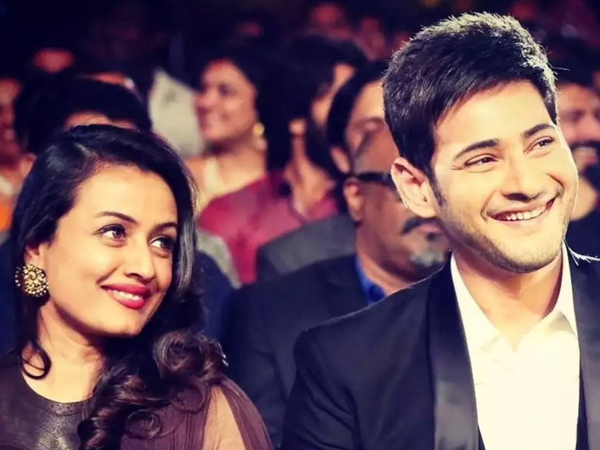 Mahesh Babu wife Namrata name in Drug case