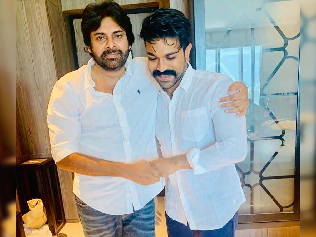 Mega family, Pawan's producers come in aid of Pawan's deceased fans
