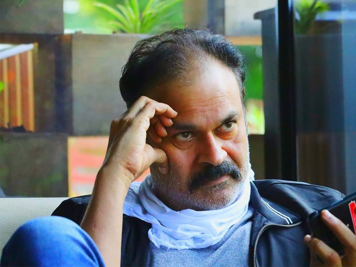Naga Babu tests positive for Coronavirus