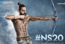 Naga Shaurya even stopped swallowing his saliva