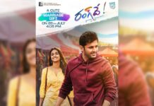 Nithiin and Keerthy Suresh Rang De digital rights