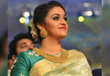 Official: Keerthy Suresh still  part of Sarkaru Vaari Paata
