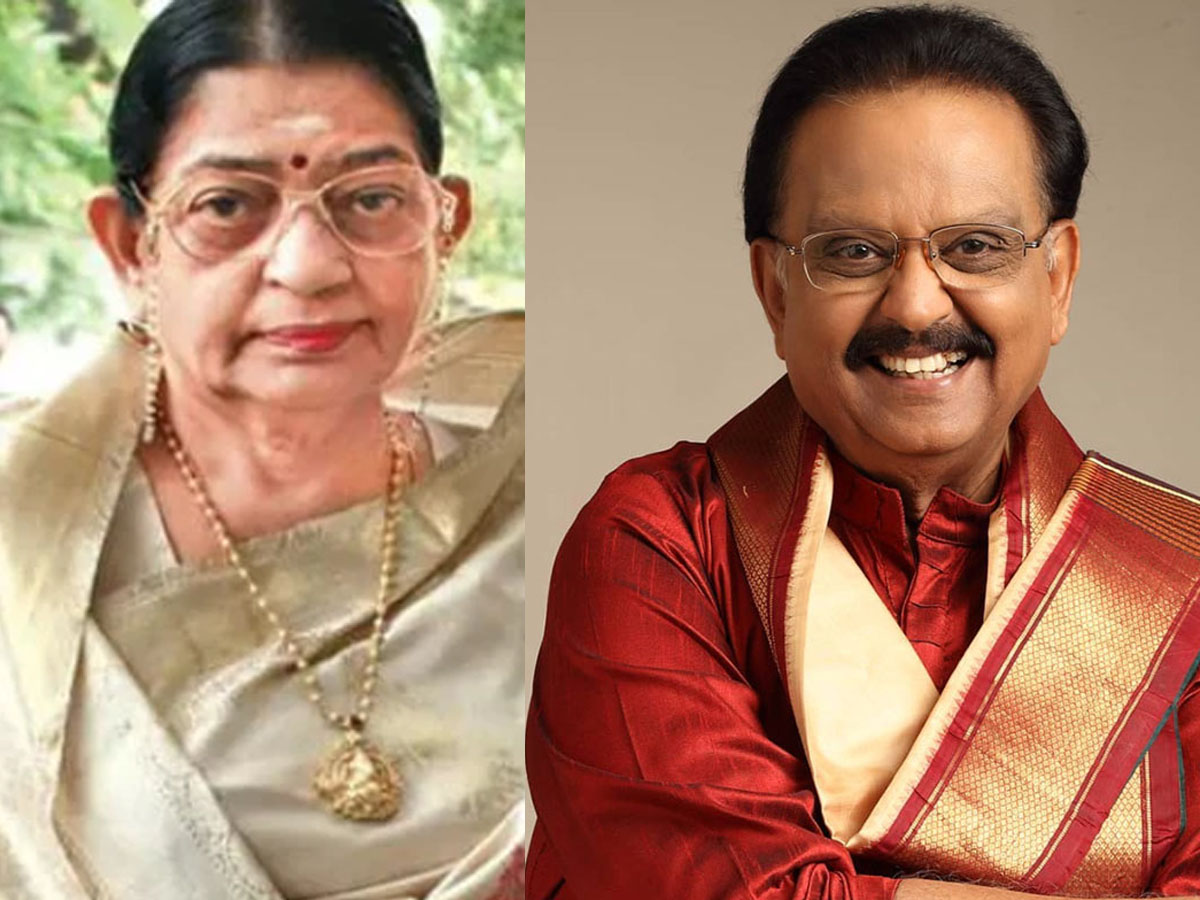 P Susheela remembers her association with SPB