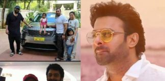 Prabhas gifts Range Rover to his Fitness Trainer