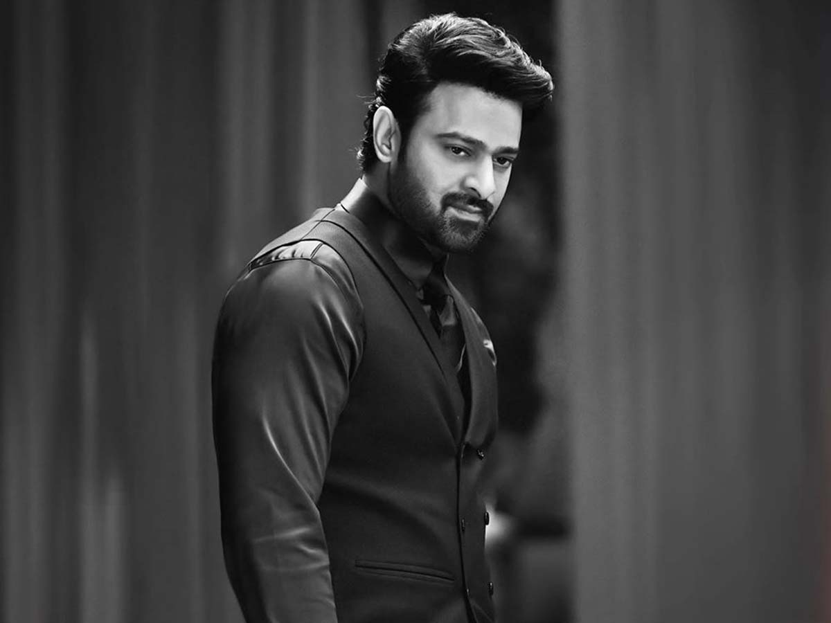 Prabhas has an undying passion