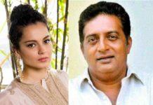 Prakash Raj targets Kangana Ranaut