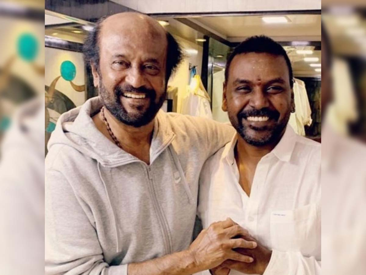 Raghava Lawrence is ready to join Rajinikanth's political party
