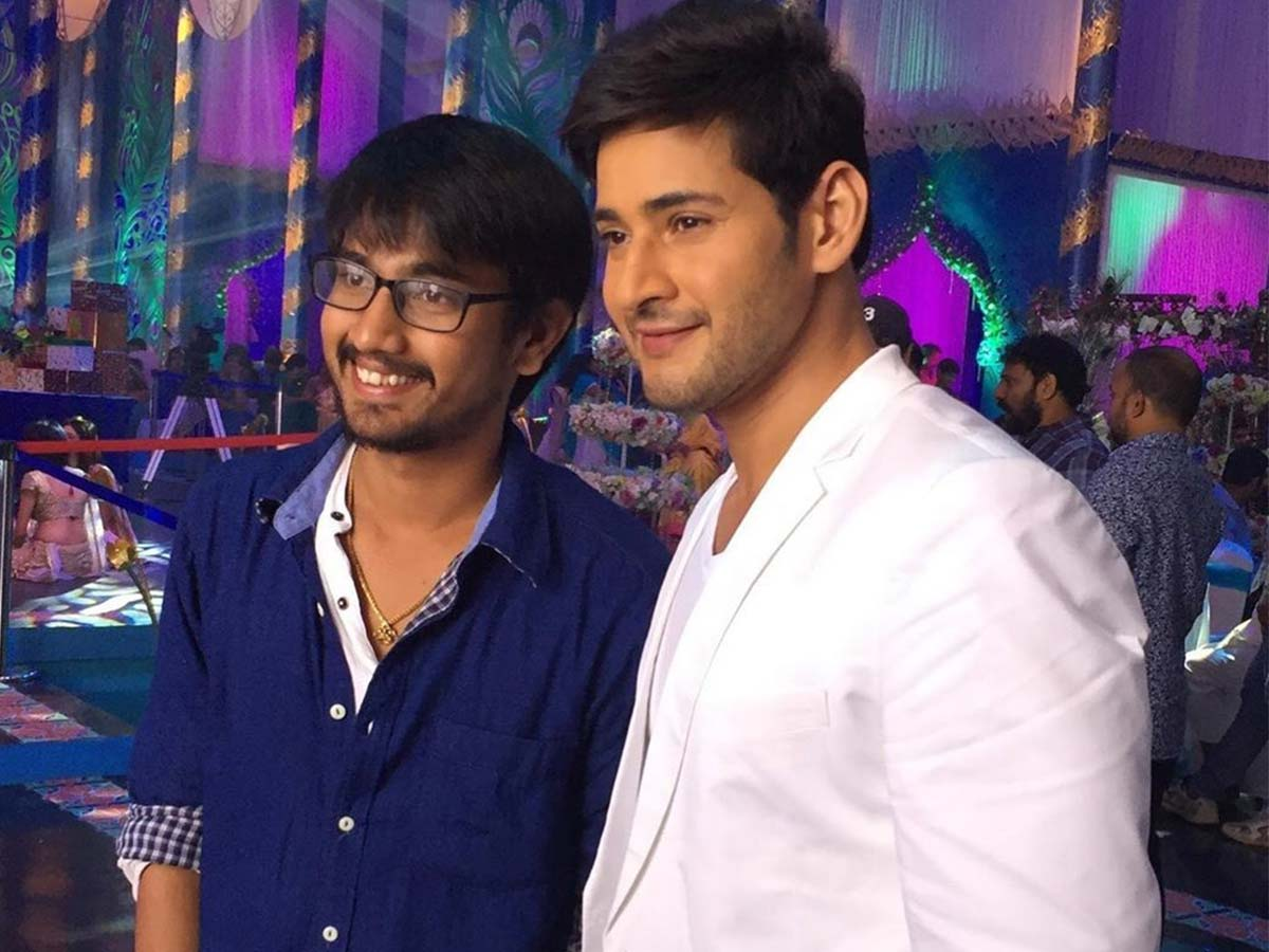 Raj Tarun looking forward to work with his favorite hero