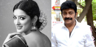 Rajasekhar to romance young lady Richa Panai