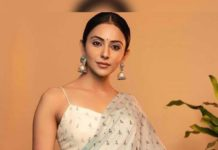 Rakul Preet Singh back to Hyderabad for Vaishnav Tej