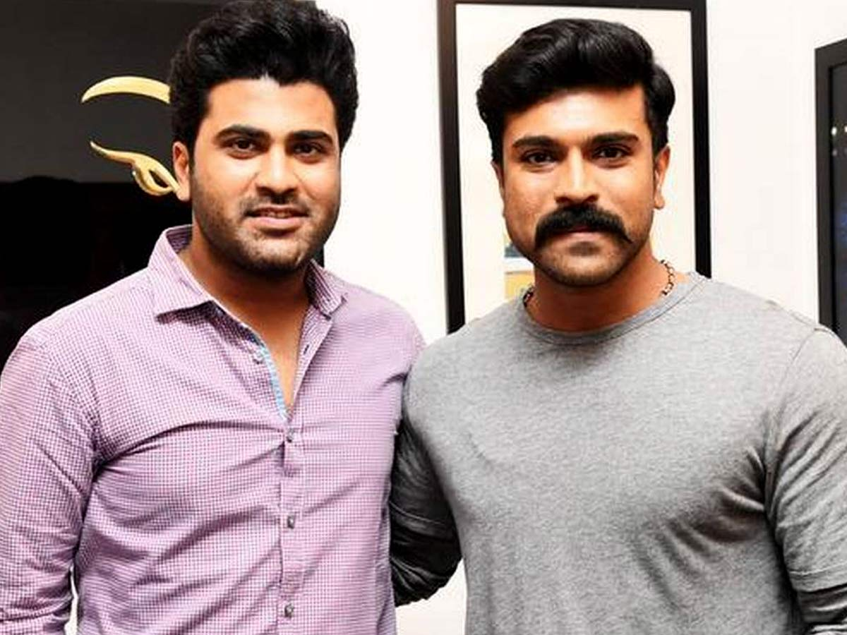 Ram Charan behind Sharwanand marriage proposal