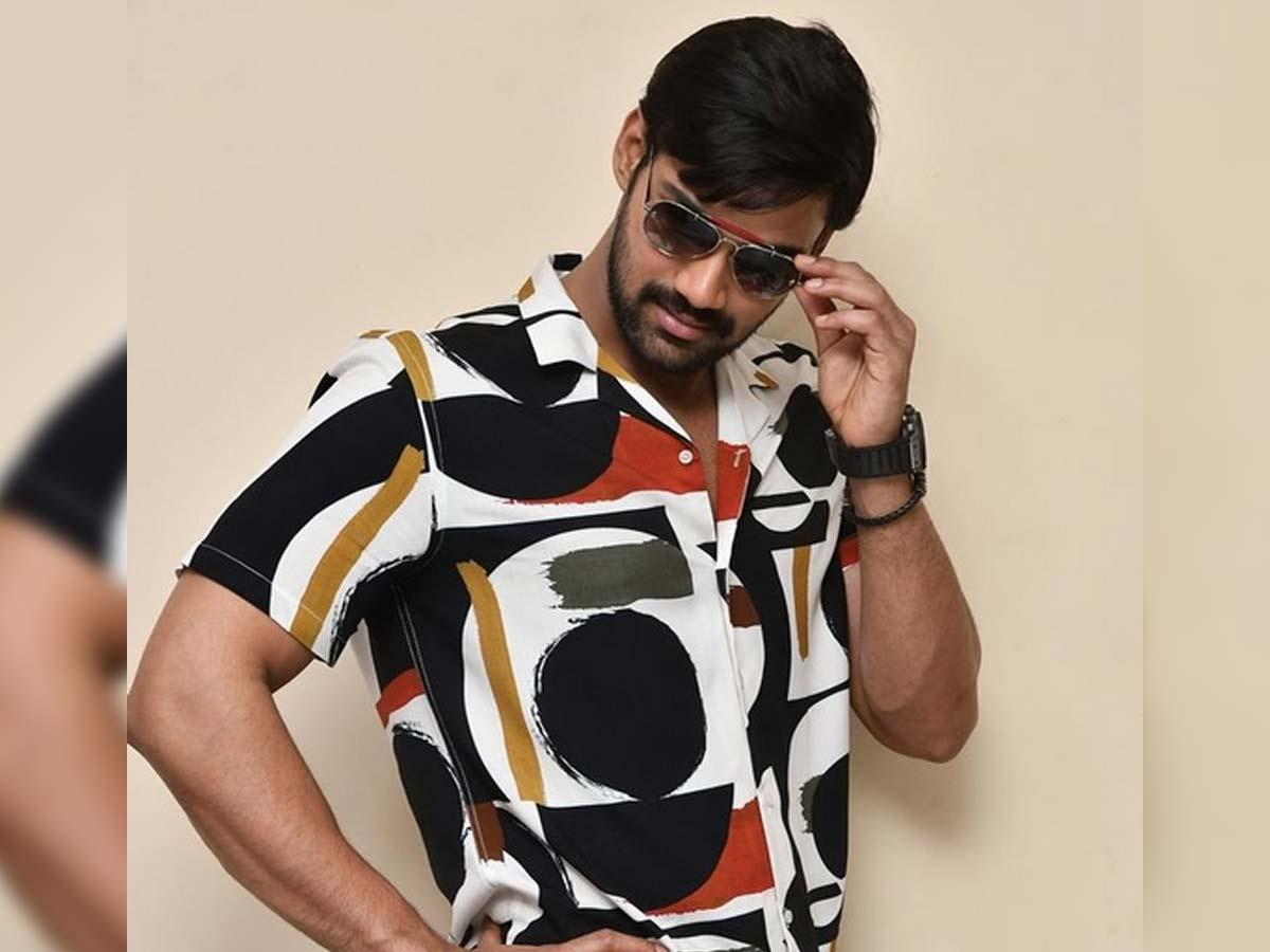 Ram and Ravi Teja have no time! So it's  Bellamkonda time
