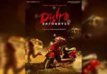 First Look Poster of Disha Encounter