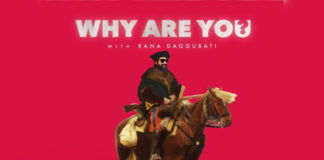Rana Daggubati announces his TV show Why Are You?