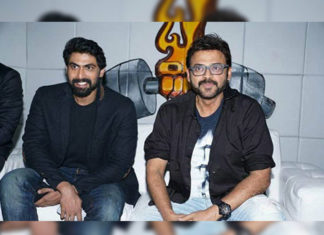 Rana's director to make a film with Venky first