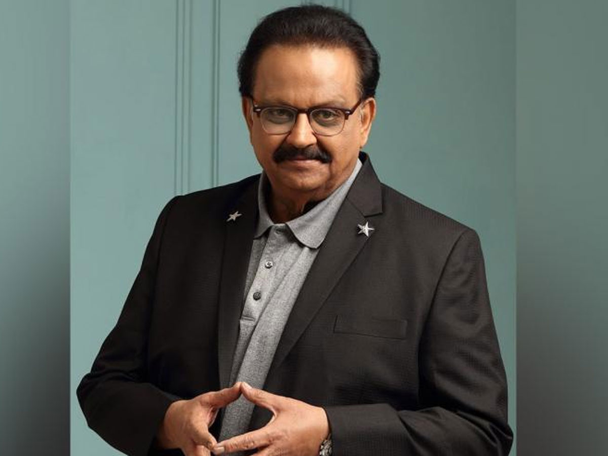 SP Balasubrahmanyam in Critical Condition