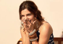 Sensational Fresh plan for Samantha Akkineni