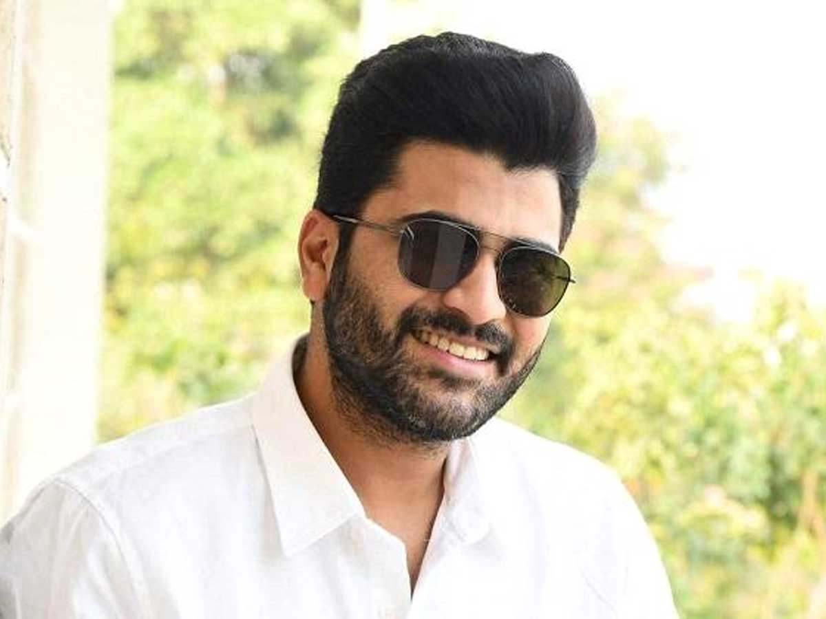 Sharwanand- A happy go lucky jobless guy