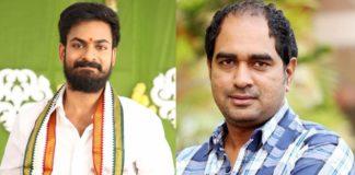 Shocked Krish and Vaishnav Tej decide to take Corona break