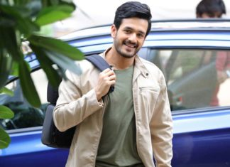 Shocking budget for Akhil film