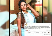 Sri Reddy: So Vulgar..Shame, Bigg Boss wife wear exposing dresses