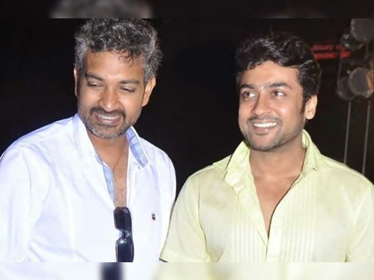 Suriya rejects Rajamouli