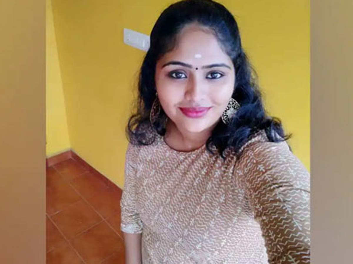 TV actress Suchitra abscondingafter robbery