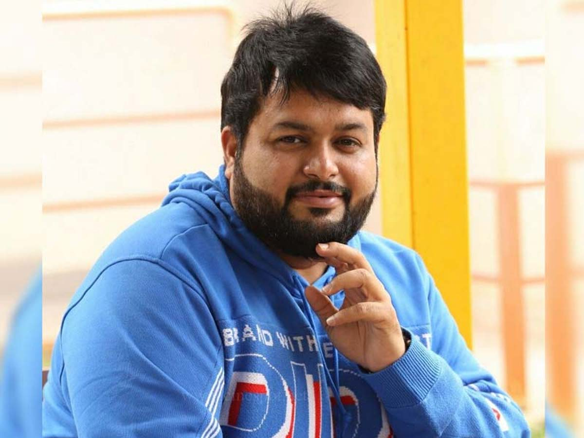 Thaman losing all the name! Facing Copy allegations again